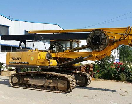挖机改装旋挖钻机
